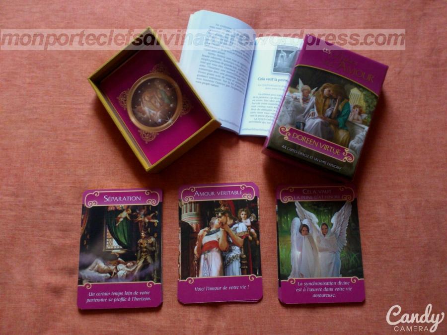 Oracle – Les Anges de l Amour – Mon Porte-Clefs Divinatoire 639e6f7c15d8