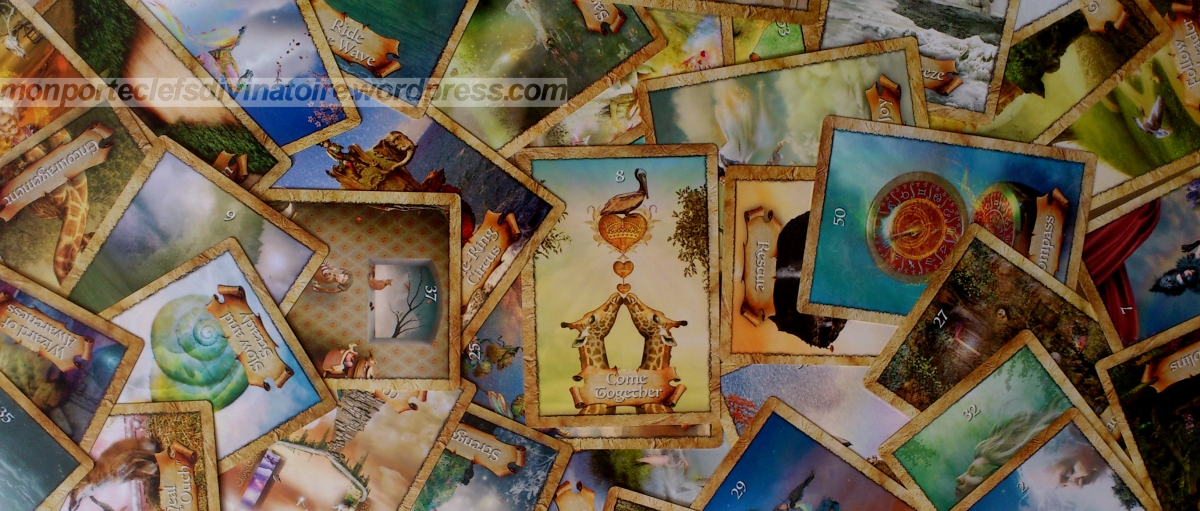 The Enchanted Map - Oracle Cards ★★★★★